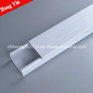 50*25mm Cabling Routing PVC Wiring Ducts